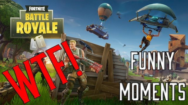 Insane Game - Fortnite Battle Royale Funny Moments