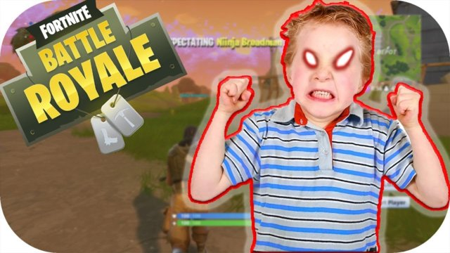 Funny Fails And WTF Moments Fortnite Battle Royale - Angry Kid Online