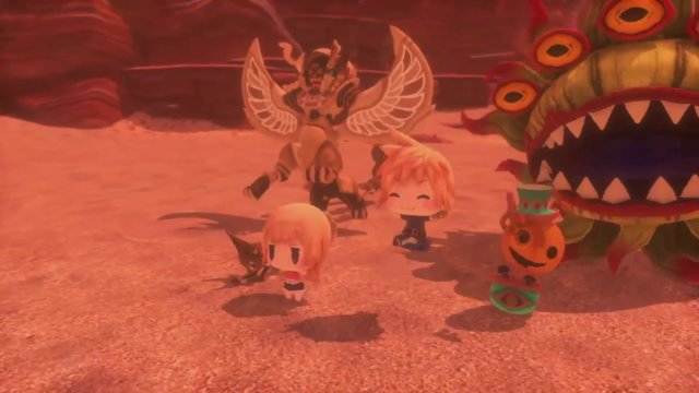 THEY LOOK SIMILAR TO US (World of Final Fantasy) [Episode 51]