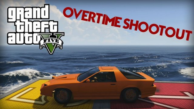 OVERTIME SHOOTOUT! | GTA V