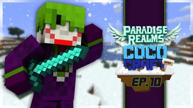 ❄️Cococraft SMP:Winter Wonderland || Getting everything done |Ep.10|