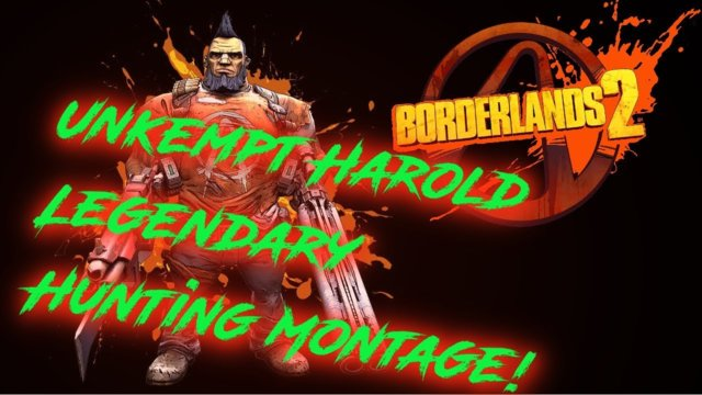 Unkempt Harold Legendary Hunting Montage! Two Double Penetrating Unkempt Harold In One Run!
