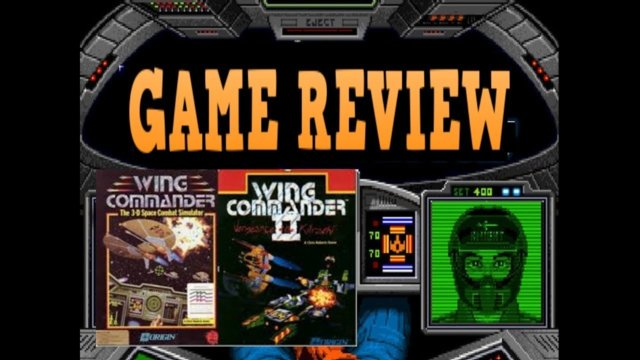 Kenraali's game review for Wing Commander 1 & 2 games (Classic PC games)