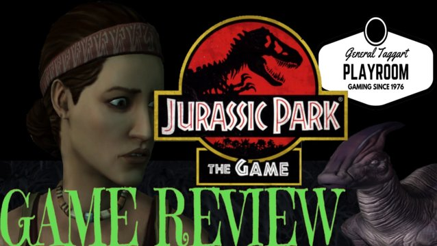 Jurassic park by Telltale games - a game review