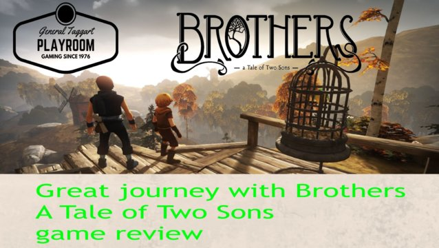 A Tale of Two Sons - A game review