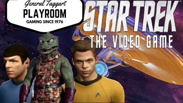 Crewman on red or something else. Star Trek (2013) video game review