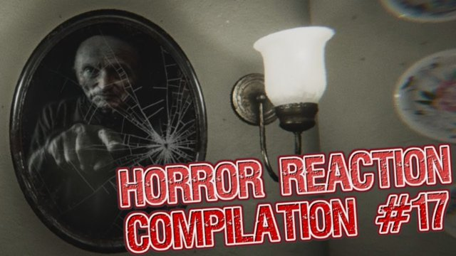 Horror Reaction Compilation 17