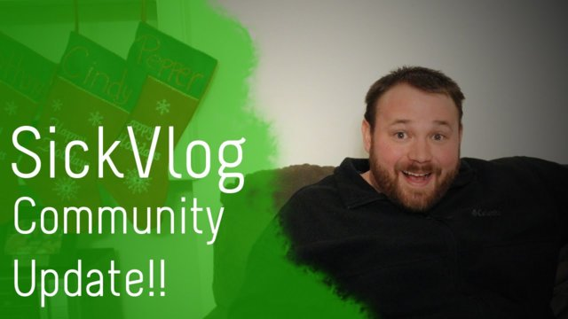 Community Update: Vaping, YouTube, and Gearlocker [sickvlog]