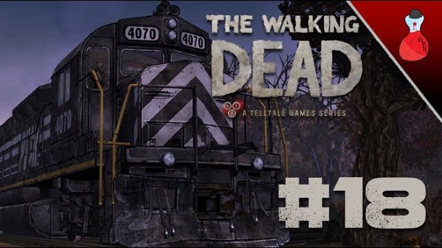 Life On The Rails | Walking Dead #18
