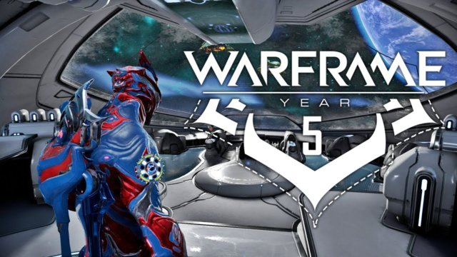 Warframe: 5 Year Anniversary - Limited Time - Claim Your FREE Dex Gear