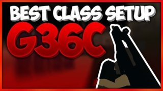 BEST G36C CLASS SETUP -  Roblox Phantom Forces |  Give Away At 1k Subscribes❗