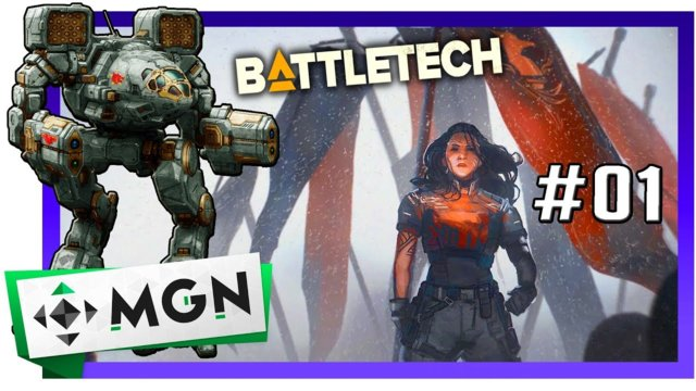 Battletech Gameplay Español #01 (GOLPE DE ESTADO)