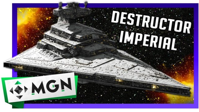 Destructor Imperial Star Wars Space Engineers