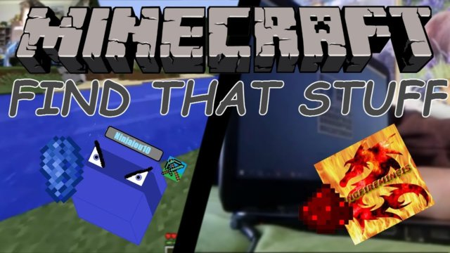And he got...!!! | Minecraft: Get the stuff