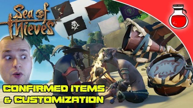 NEW DRUM, SPEAKER, SHIP FLAGS & MORE | Sea Of Thieves | Hungering Deep DLC