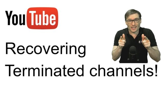 ★ Recovering terminated channels!