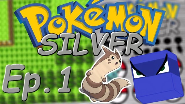 FURRET!!! | Pokemon Silver ep. 1