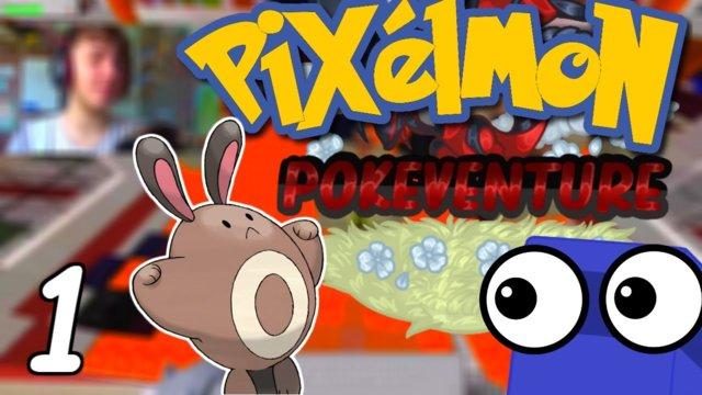 SENTRET, you will be mine... | Minecraft Pixelmon PokeVenture #AD