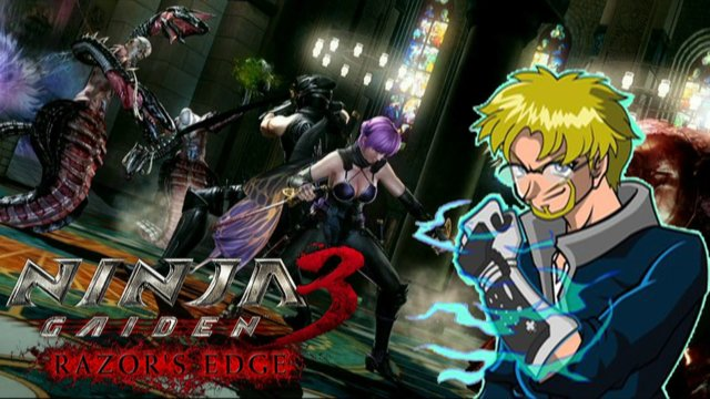 Ninja Gaiden Razor's Edge (Wii U) Review HD