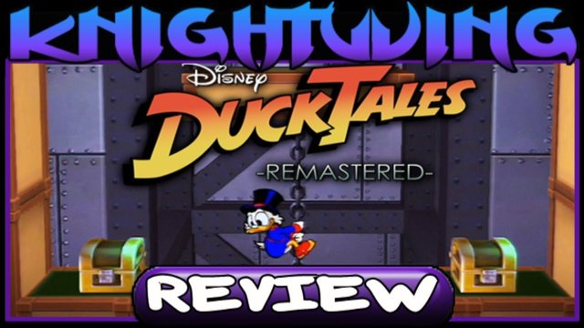 Kwing Game Reviews - DuckTales Remastered Review