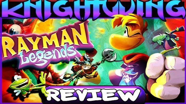 ® Rayman Legends Review